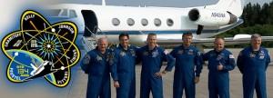 Endeavor's Crew Returns to KSC