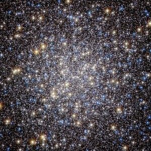 Great Hercules Globular Cluster