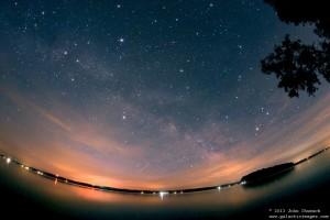 The Milky Way by John Chumack