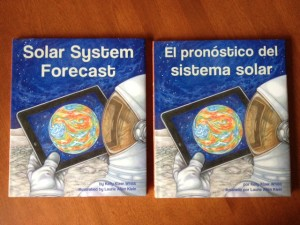 A Book about Weather on the Planets