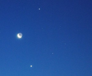 Early Morning Conjunction