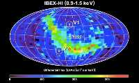 All Sky Heliosphere Map - NASA
