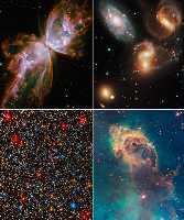 Rejuvenated HST Images - NASA