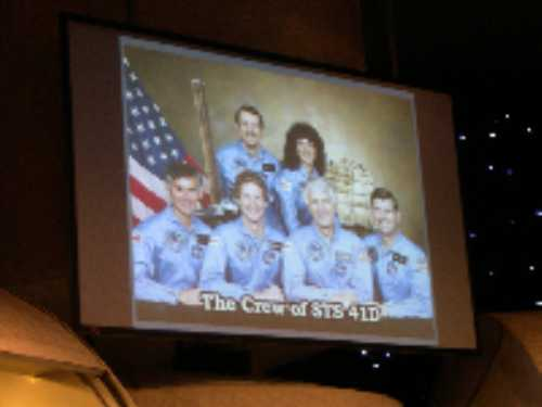 STS 41D Crew - NASA