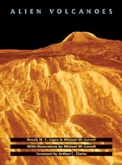 Cover of the book: Alien Volcanoes