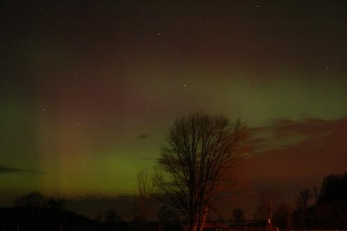 December Aurora (one)