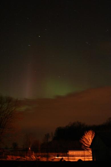 December Aurora (two)