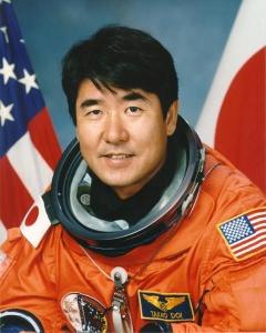 Portrait of Dr. Doi
