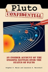 Cover of the book: Pluto Confidential