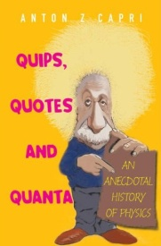 Cover of the book: Quips, Quotes and Quanta
