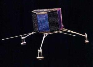 Rosetta lander