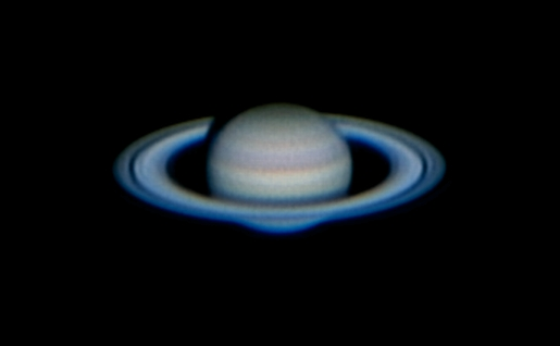 James Adamson's image of Saturn