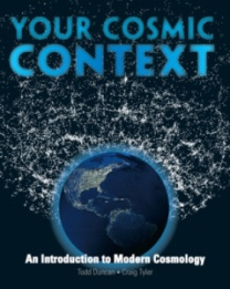 Cover of the book: Your Cosmic Context