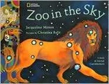 Cover of the book: Zoo in the Sky
